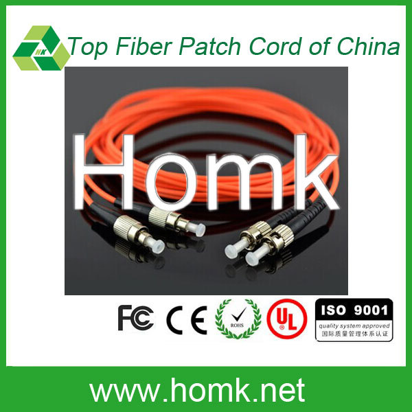 Duplex ST - fc fiber patch cordon, Japon ST optique patch cord Fabrication Les fabricants, fournisseurs, exportateurs, grossistes