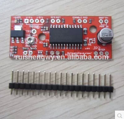 A3967 EasyDriver Stepper Motor Pilote Fabrication Les fabricants, fournisseurs, exportateurs, grossistes