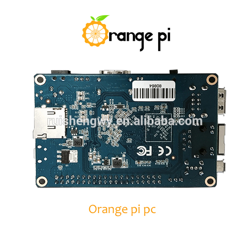 Orange pi pc CubieBoard 1 GB DDR3 Fabrication Les fabricants, fournisseurs, exportateurs, grossistes